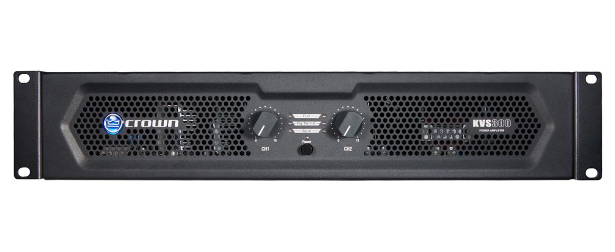 Two-channel, 450W @ 4Ω Power Amplifier