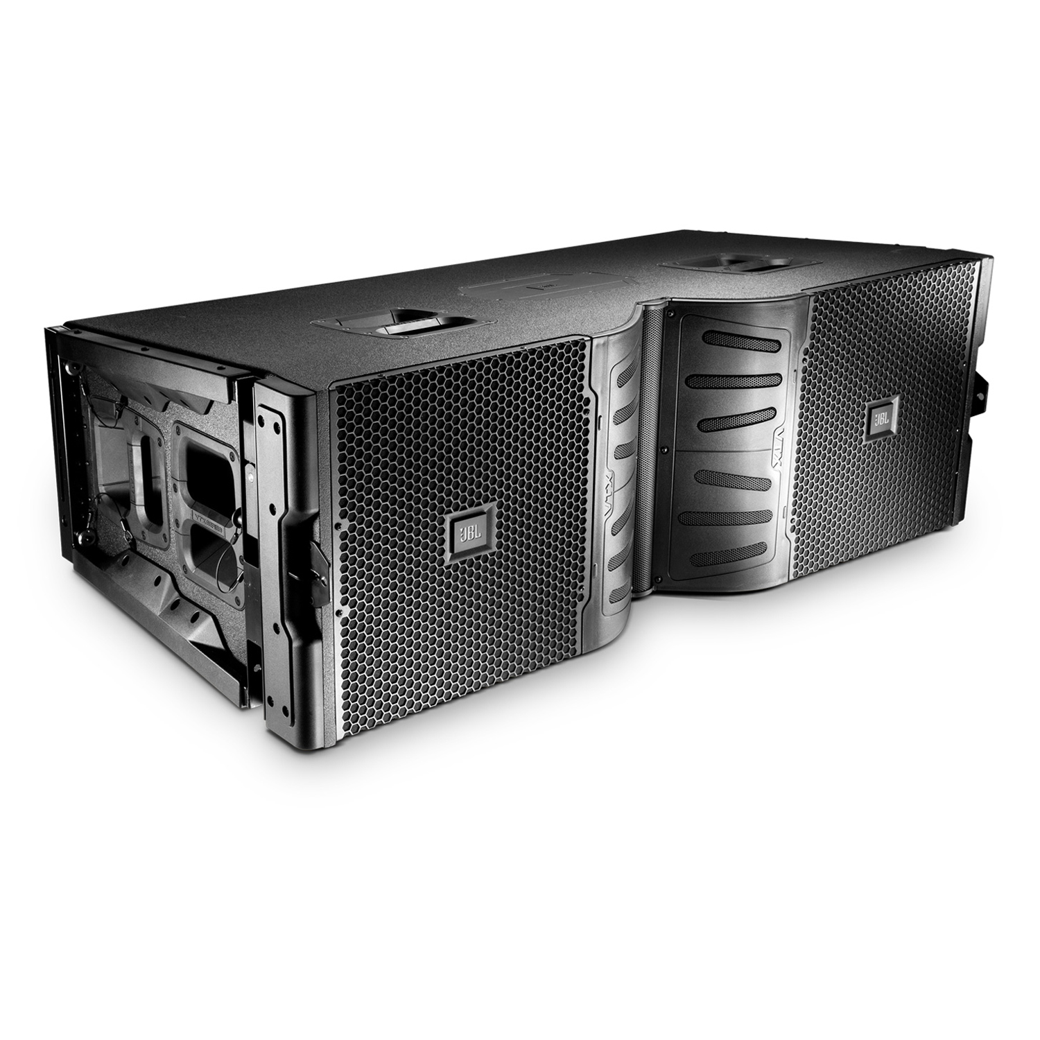 Full Size 3-Way High-Directivity Line Array With Fixed Angle ASM Suspension