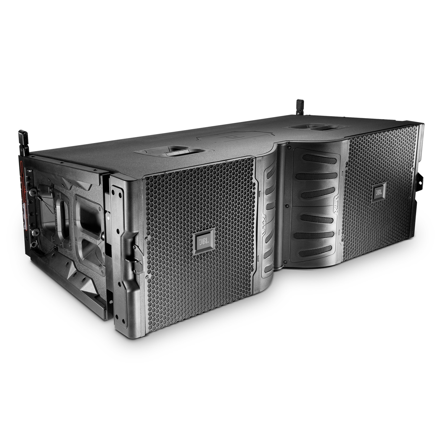 Full Size 3-Way High-Directivity Line Array With Compression Suspension System
