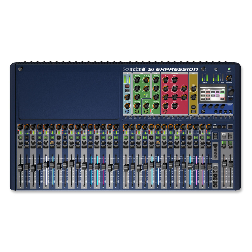 Powerful cost effective digital console
