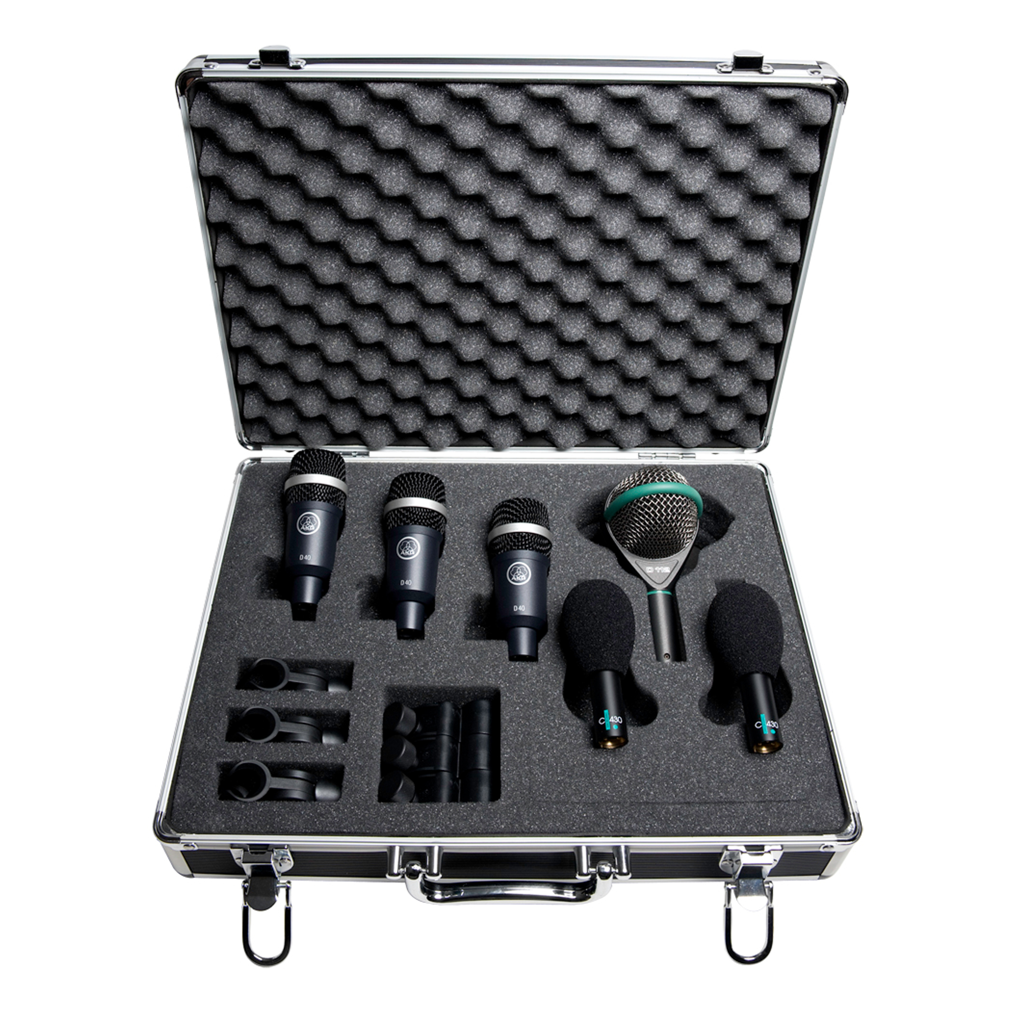 Professional Drum Microphone Set