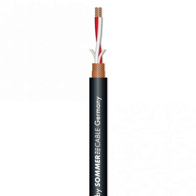 Microphone Cable SC-Symbiotic; 2 x 0,20 mm²; PVC Ø 5,20 mm