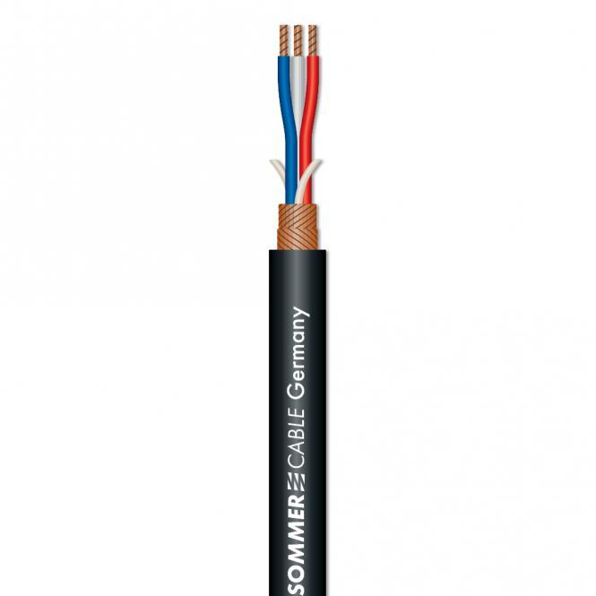 Microphone Cable SC-Symbiotic 3; 3 x 0,20 mm²; TPE Ø 5,20 mm