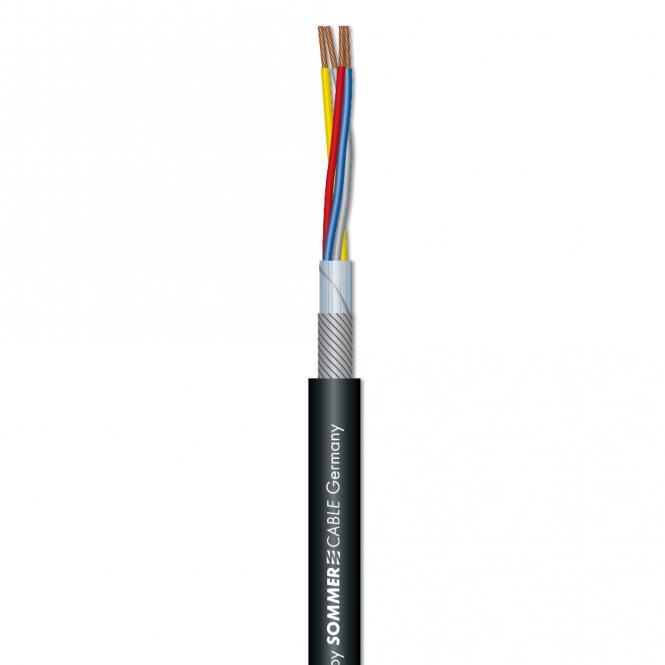 DMX SC-Semicolon 4 AES/EBU; 4 x 0,14 mm²; Soft-PUR-FRNC Ø 5,20 mm