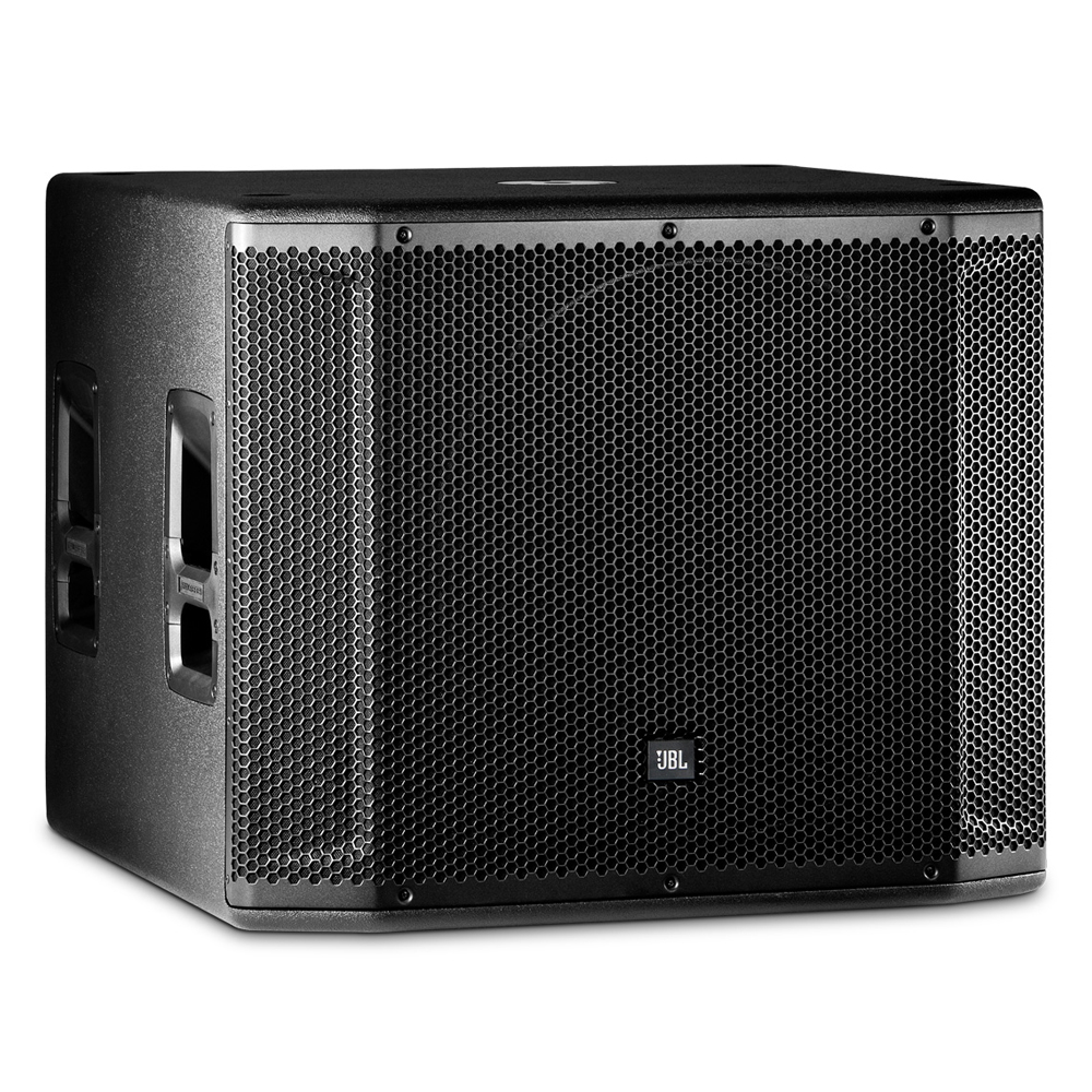 "18"" Self-Powered Subwoofer System"