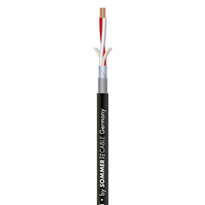 Patch & Microphone Cable SC-Goblin; 2 x 0,14 mm²; PVC Ø 4,60 mm