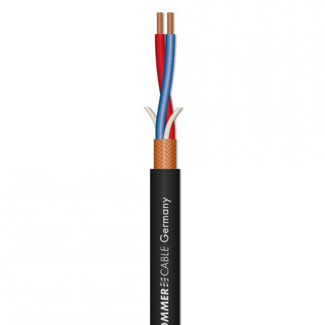 Microphone Cables Club Series MKII; 2 x 0,34 mm²; PVC Ø 6,50 mm
