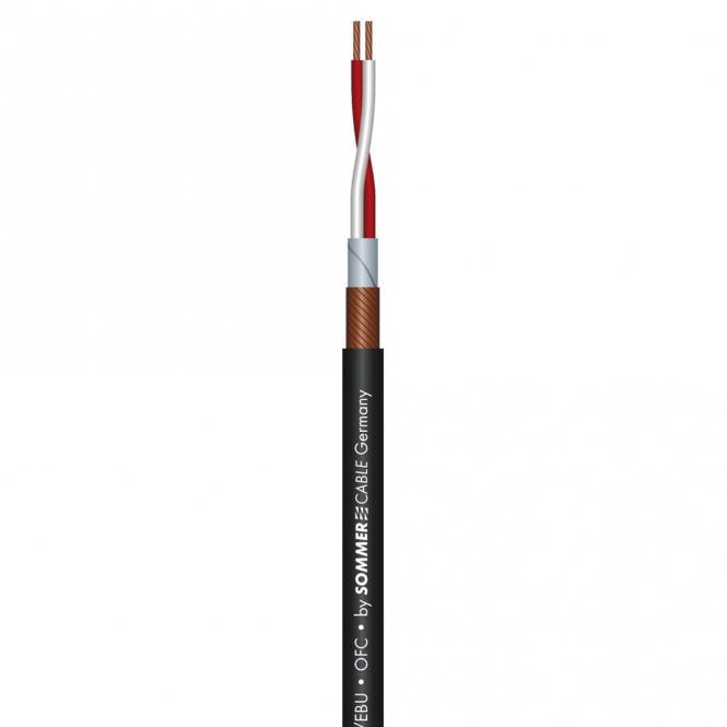 DMX SC-Semicolon 2 AES/EBU; 2 x 0,22 mm²; PVC Ø 5,00 mm