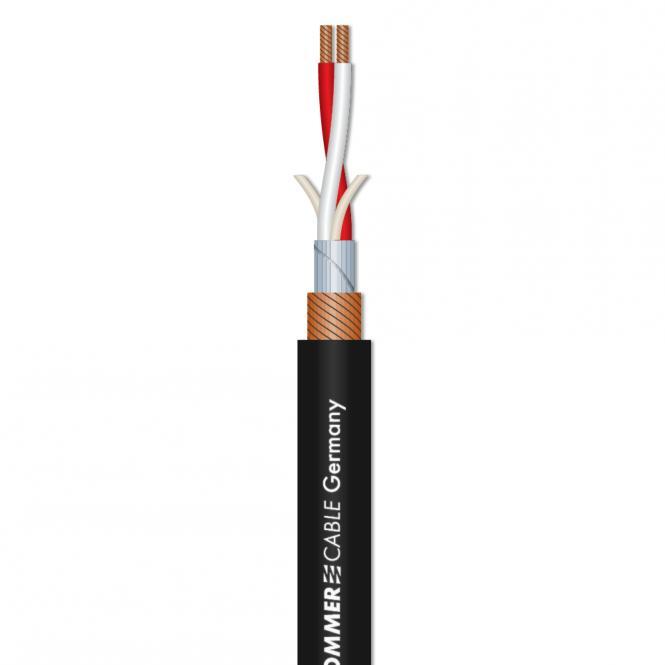 DMX Binary 234 AES/EBU MKII; 2 x 0,34 mm²; PVC Ø 6,20 mm