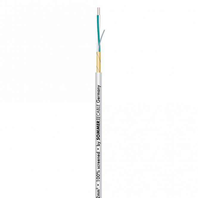 Patch cable SC-Isopod SO-F22; 2 x 0,22 mm²; PVC Ø 3,30 mm