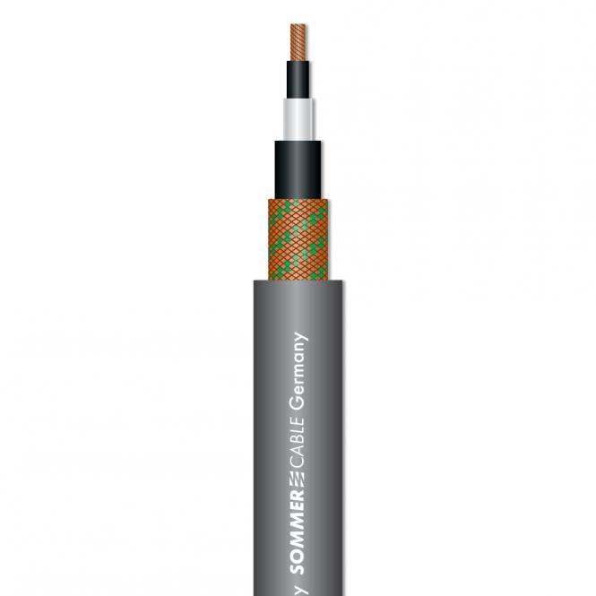 Hifi- & Instrumen cable, HighEnd SC-Stratos, Longlife; 1 x 0,34 mm²; PVC Ø 8,50 mm