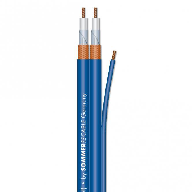 Instrument Cable SC-Sinus Control; 1 x 2 x 0,35 mm²; 1 x control; PVC; 15 x 6,2 mm