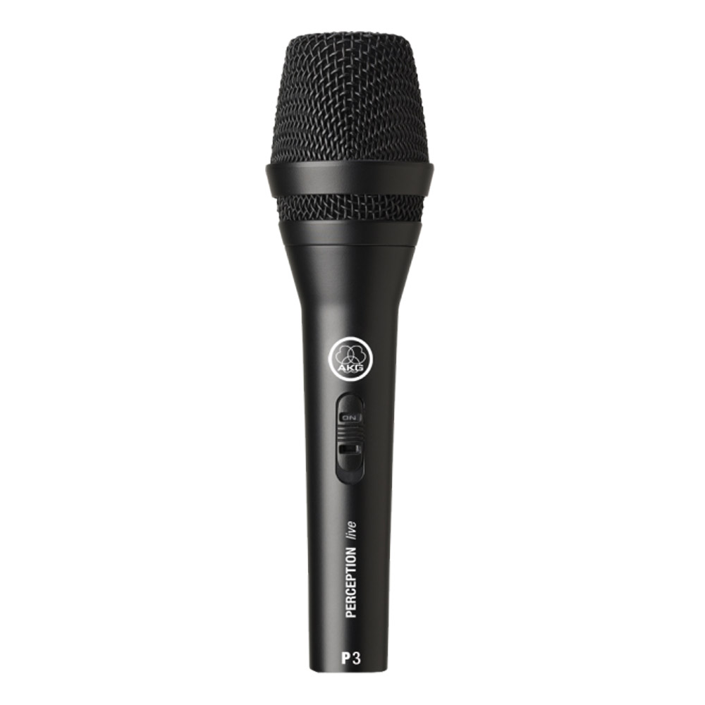 High-Performance Dynamic Microphone