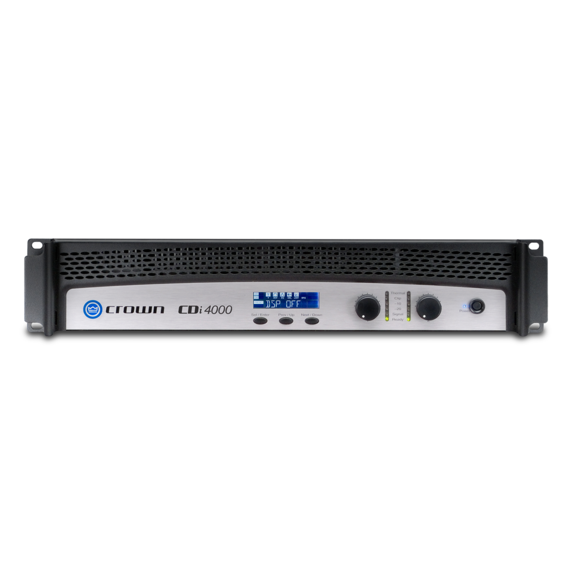 Two-channel, 1200W @ 4Ω, 70V/140V Power Amplifier
