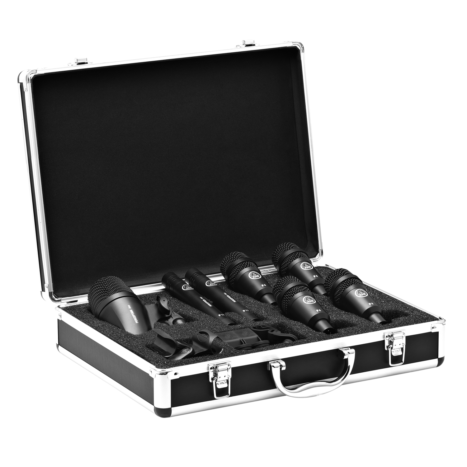 High-Performance Drum Microphone Set