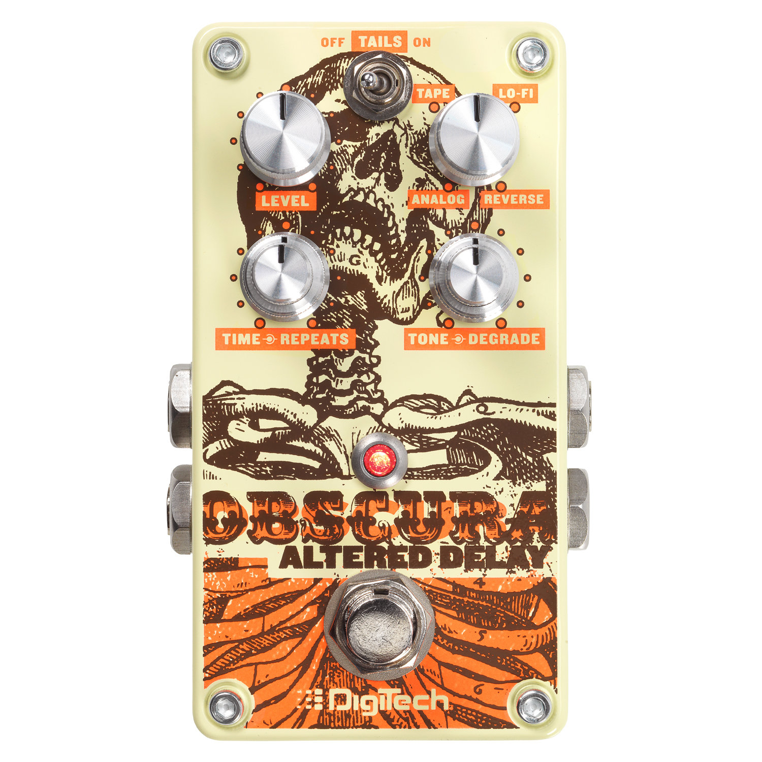 Altered Delay Pedal
