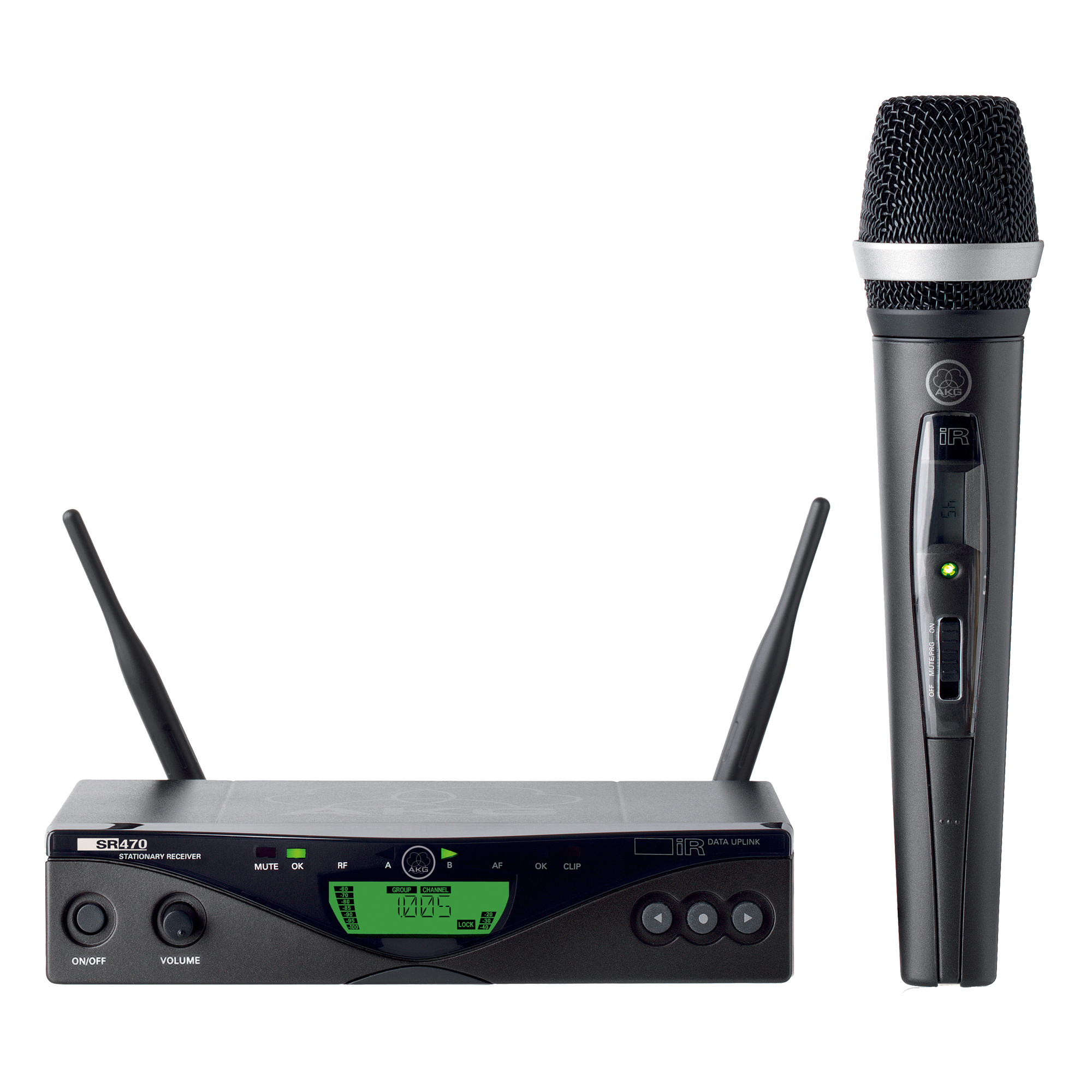 Vocal Set Professional Wireless Microphone System