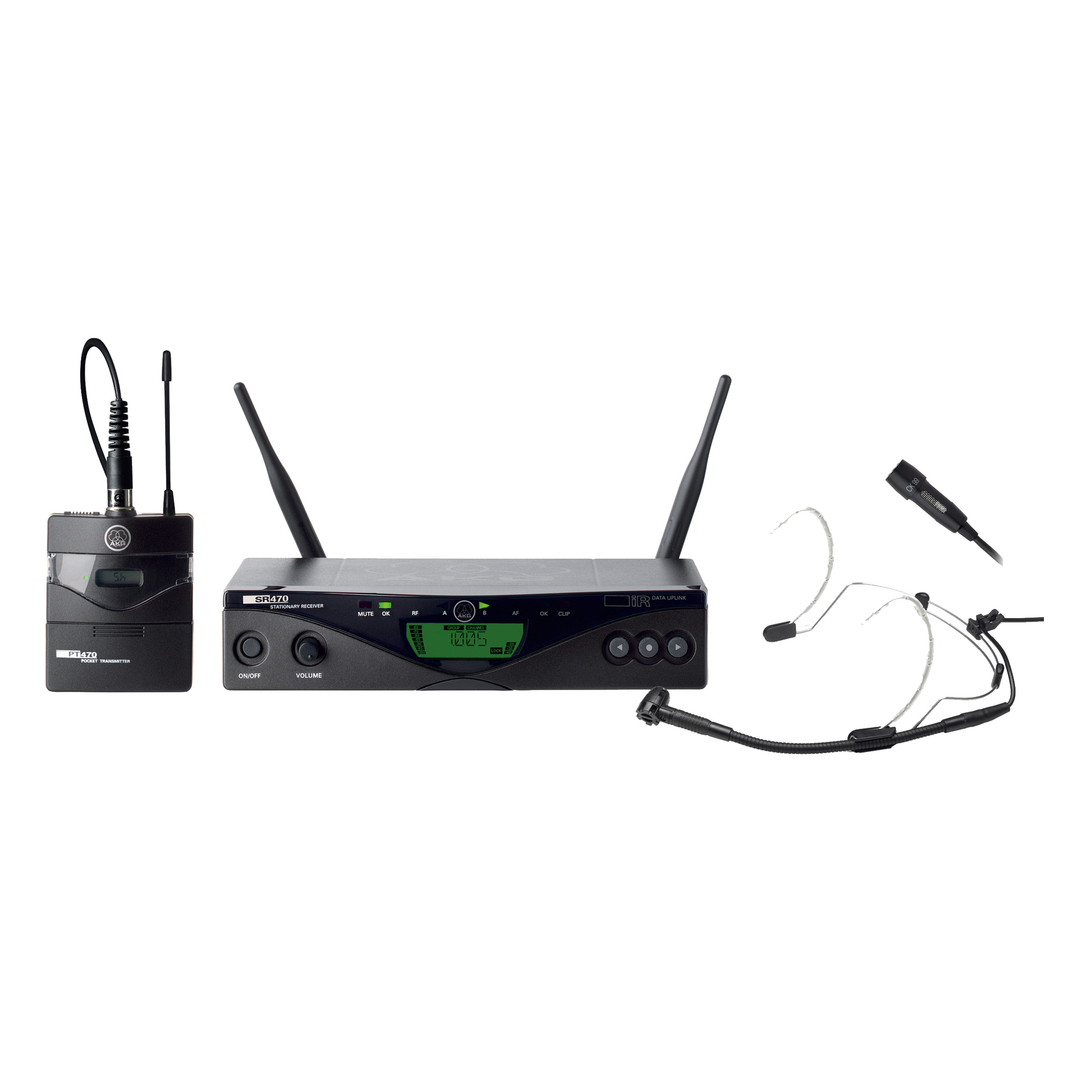 Presenter Set Professional Wireless Microphone System