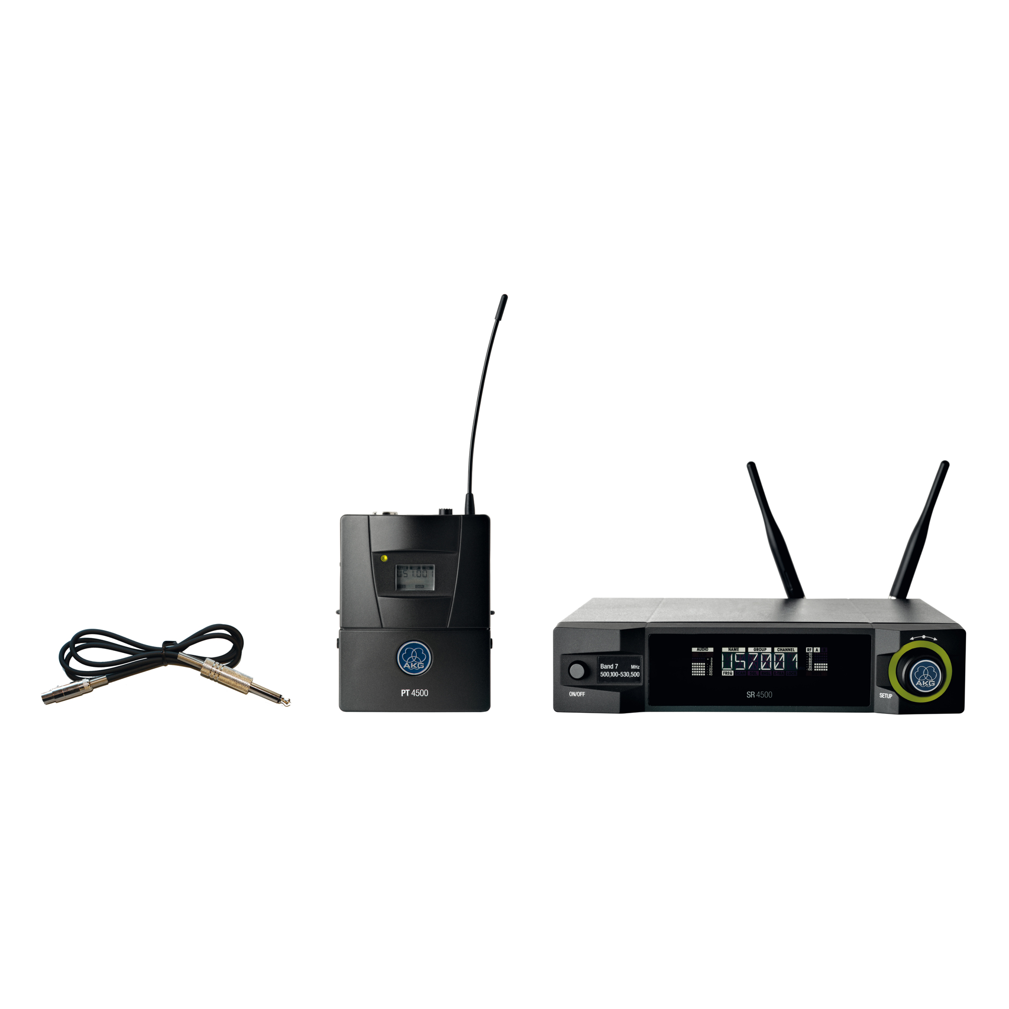 Reference Wireless Microphone System