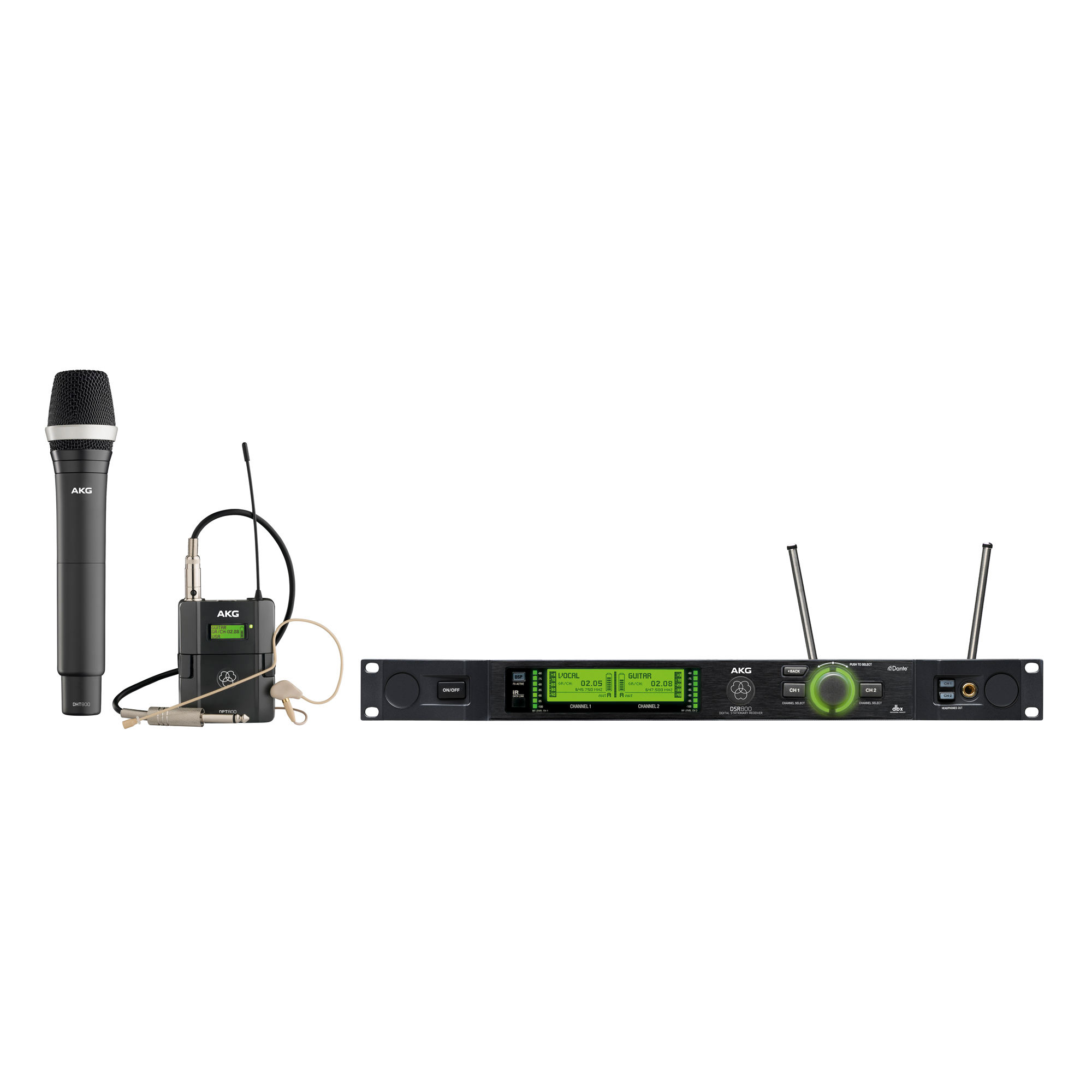 Reference Digital Wireless Microphone System