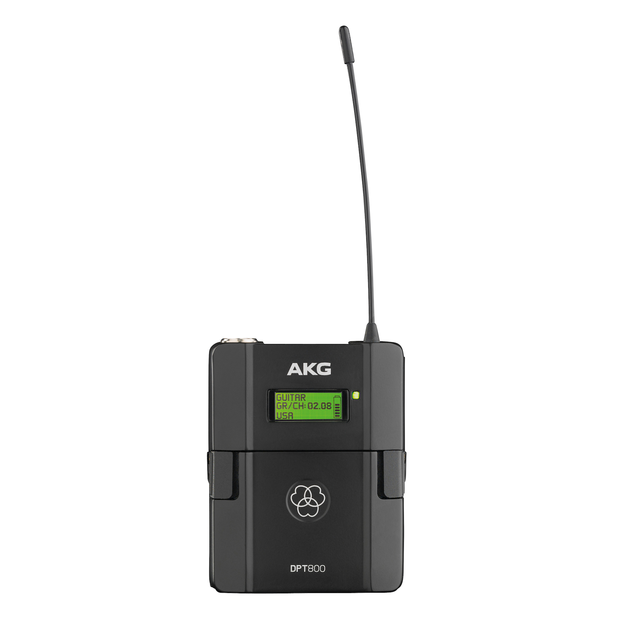 Reference Digital Wireless Body Pack Transmitter