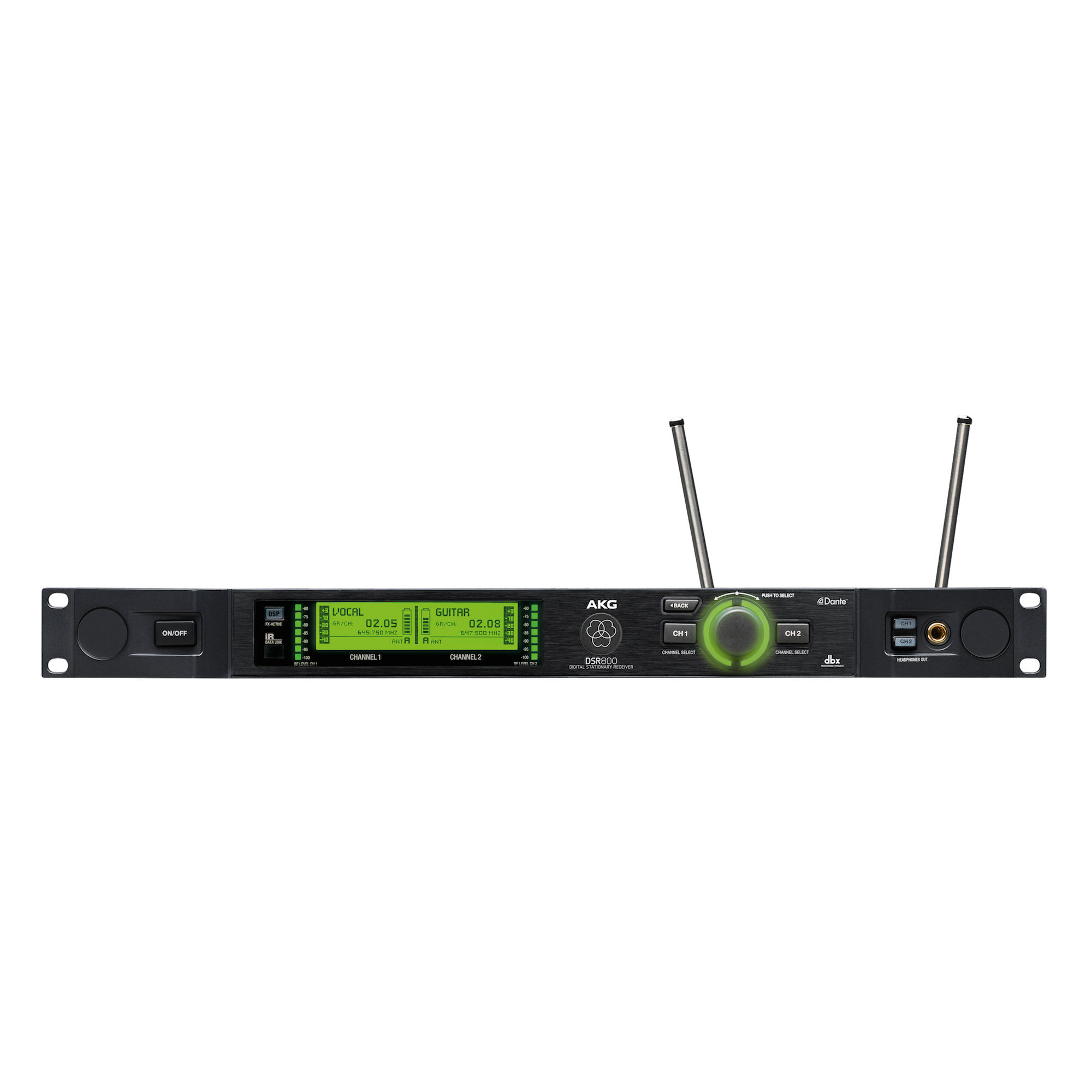 Reference Digital Wireless Stationary Receiver