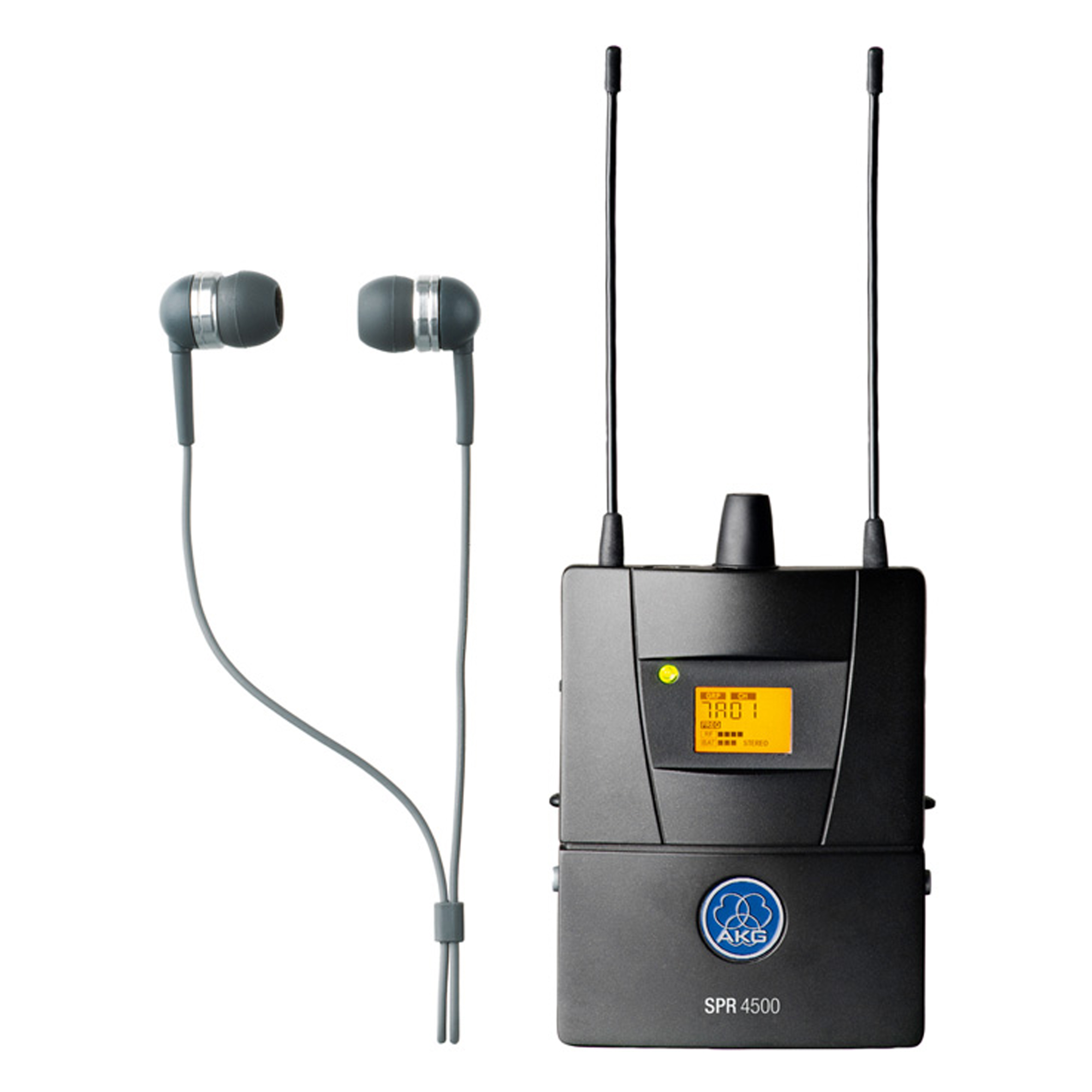 Reference Wireless In-Ear-Monitoring System