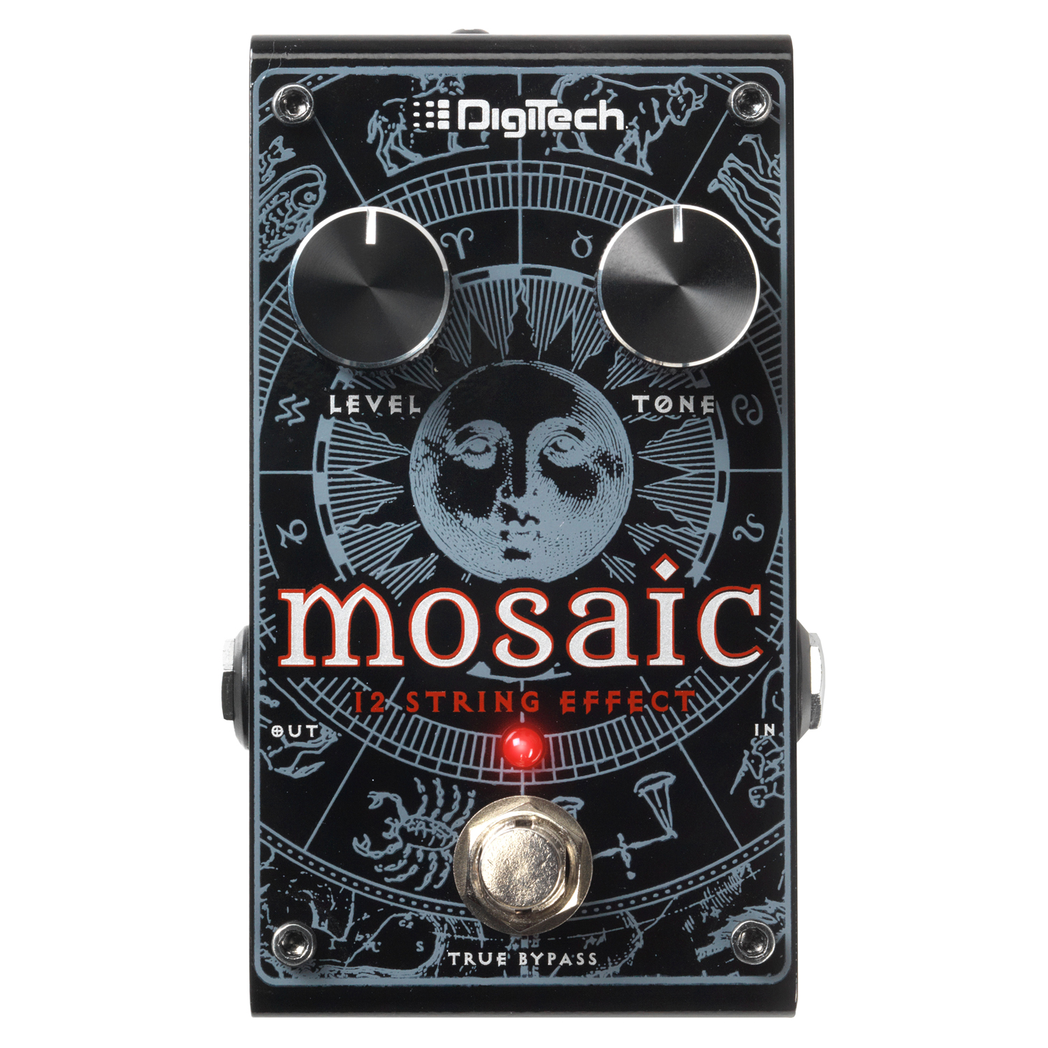 Polyphonic 12-String Effect Pedal