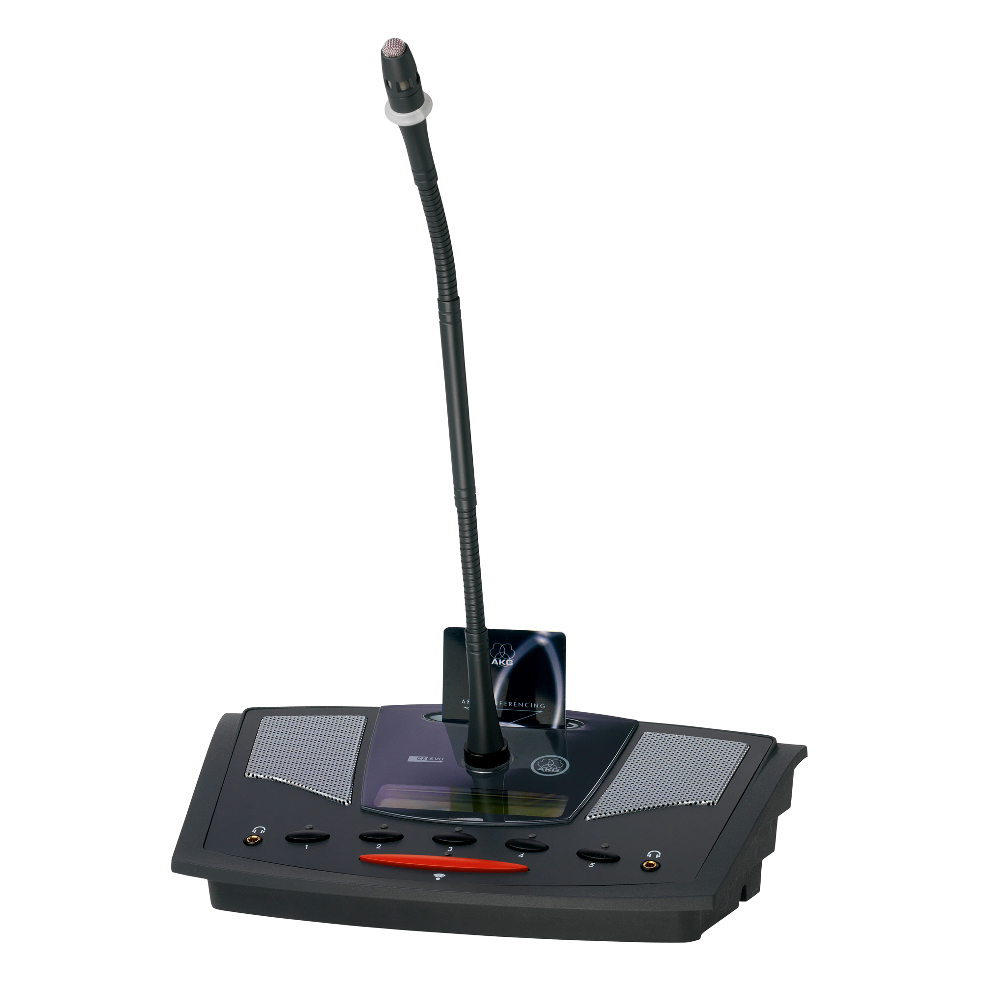 Reference Conferencing Voting Unit