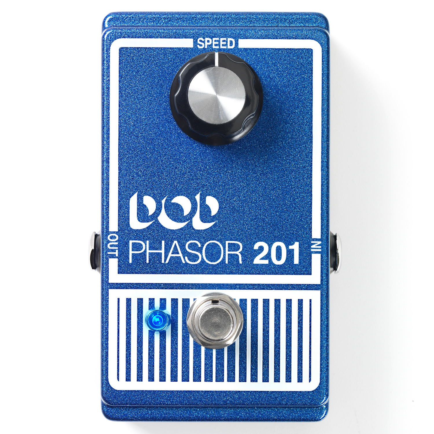 Legendary Analog Phasor Effect Pedal with true-bypass