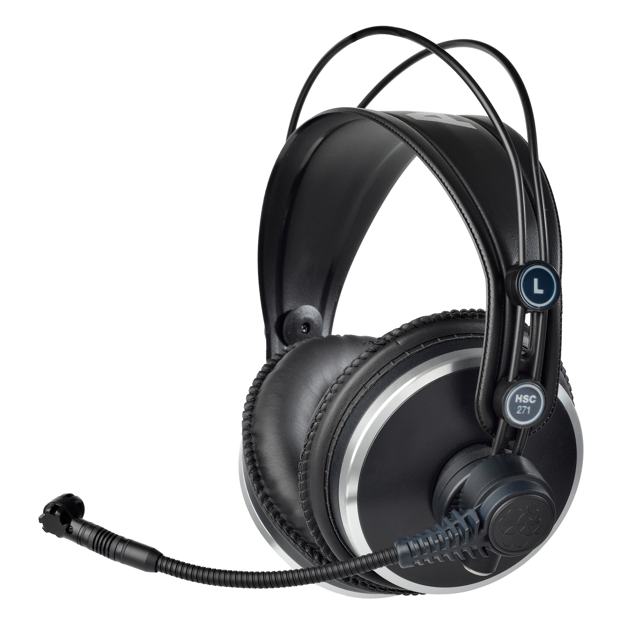 Professional Headsets With Condenser Microphone