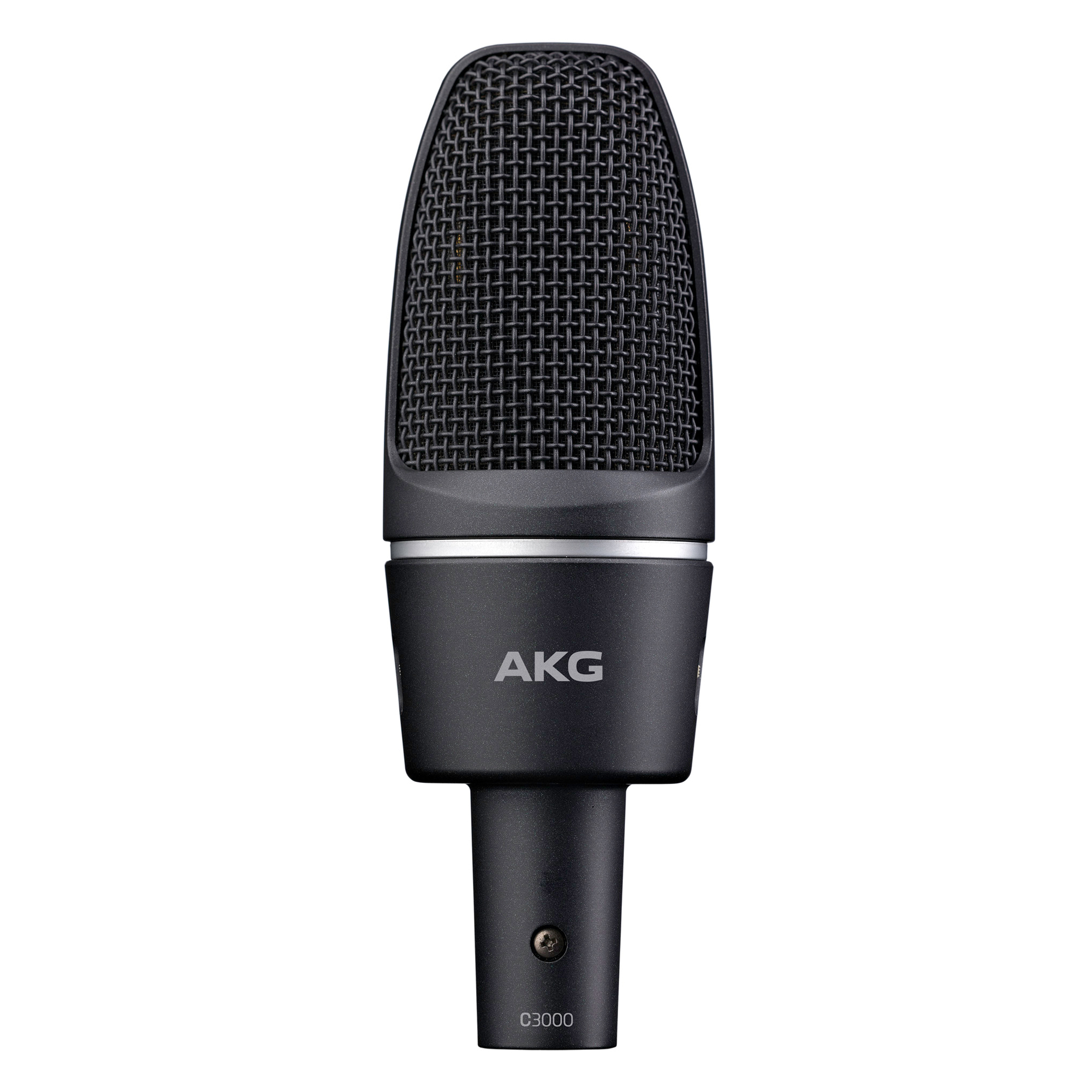 High-Performance Large-Diaphragm Condenser Microphone