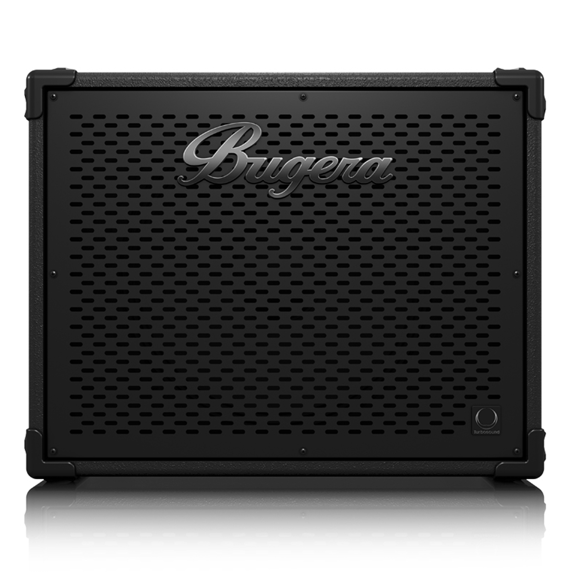 Ultra-Compact and Lightweight 1,600-Watt Bass Cabinet with Original 15´´ TURBOSOUND Speaker and Adjustable HF Driver