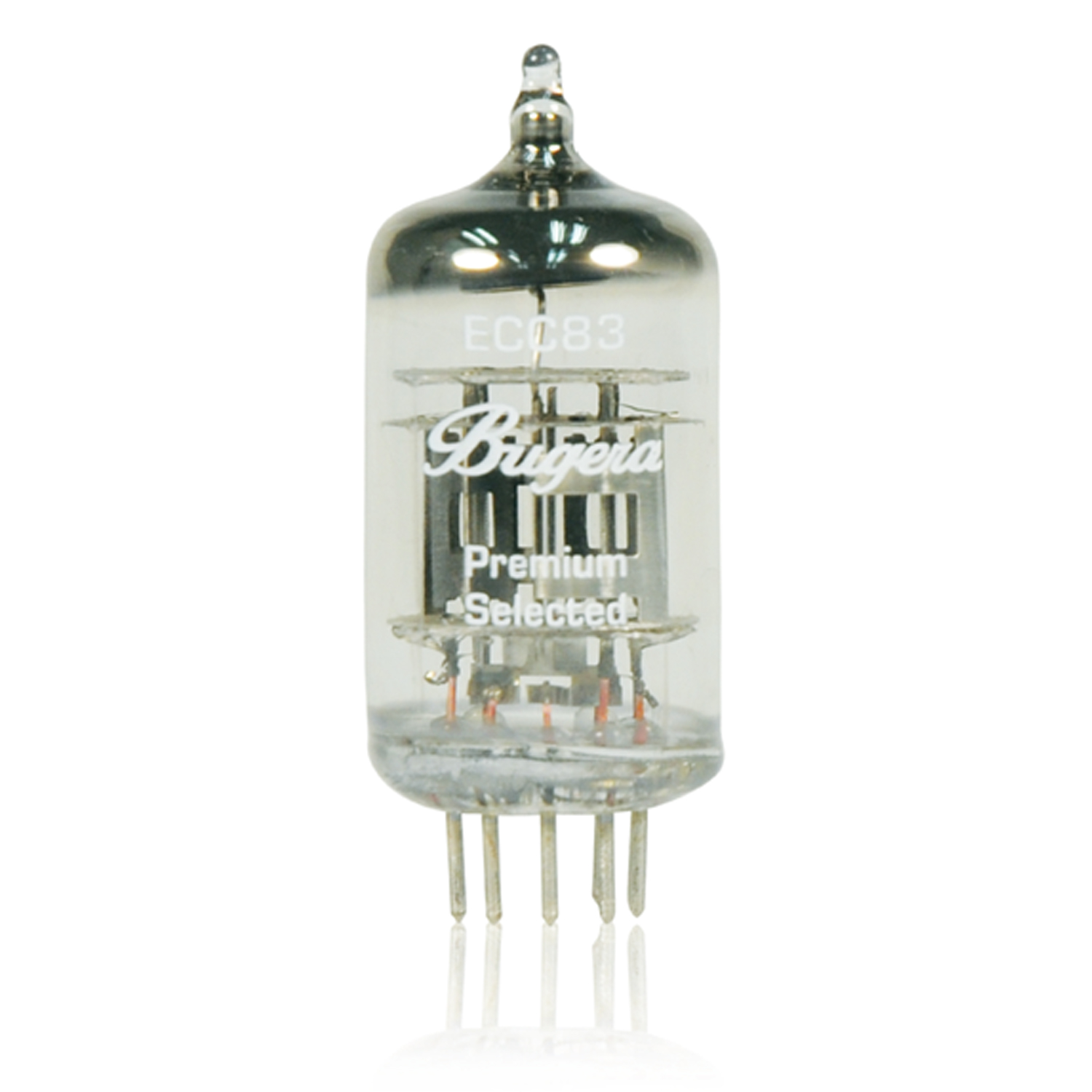 Premium and Hand-Selected, Ultra-Low Noise Dual Triode