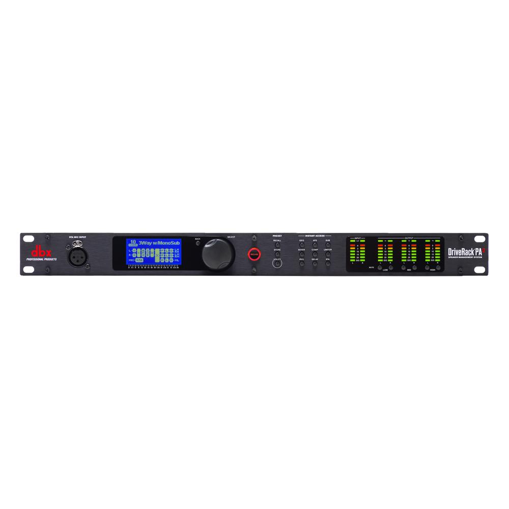 Complete Loudspeaker Management System