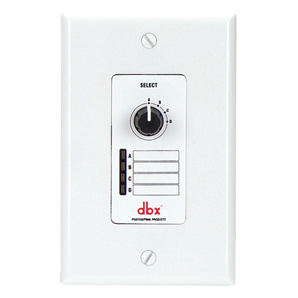 Wall-Mounted Zone Controller