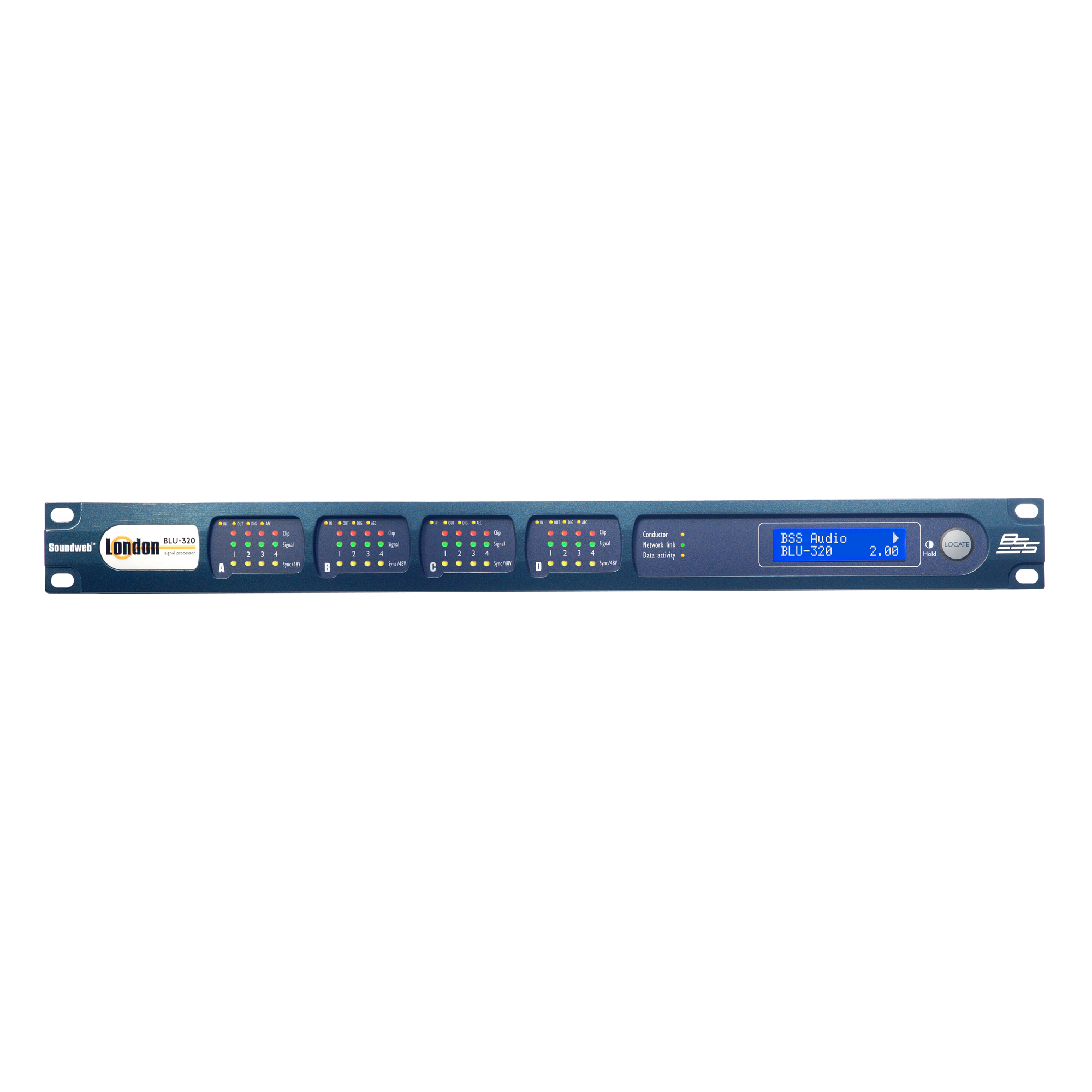 I/O Expander with BLU link and CobraNet™