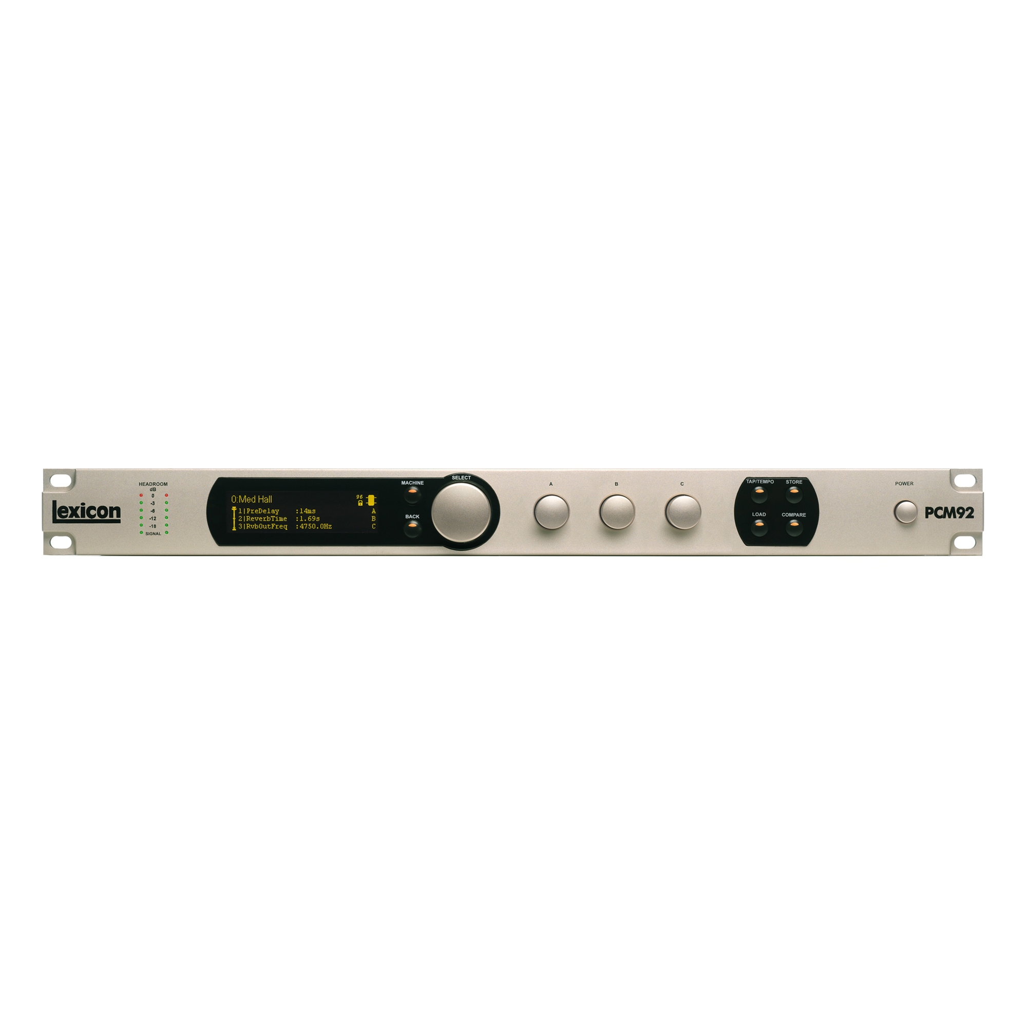 Reverb and Effects Processor