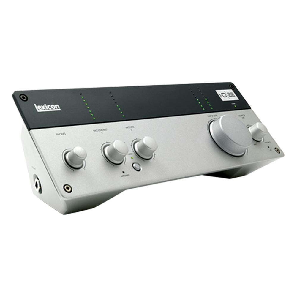 2x2 USB 2.0 Desktop Recording StudioI-O | 22