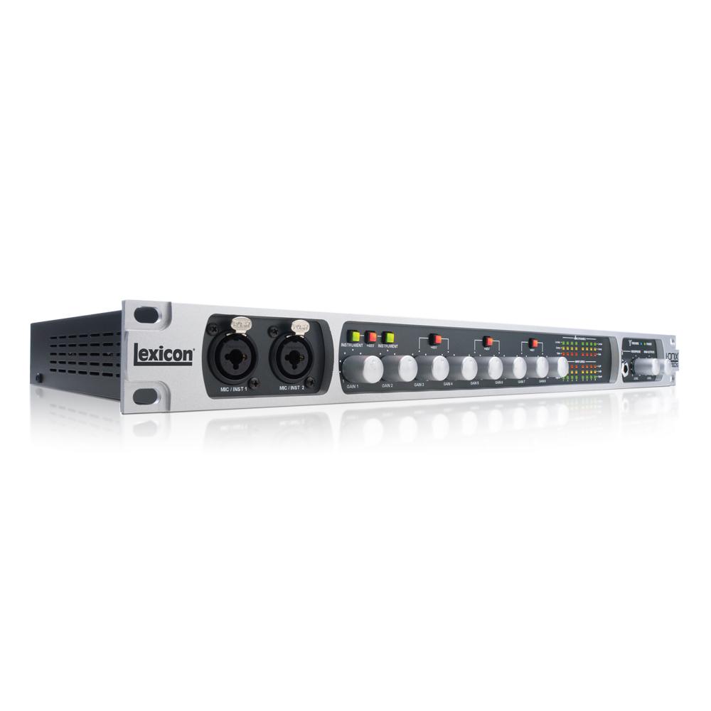 10 Input/12 Output FireWire Audio Interface