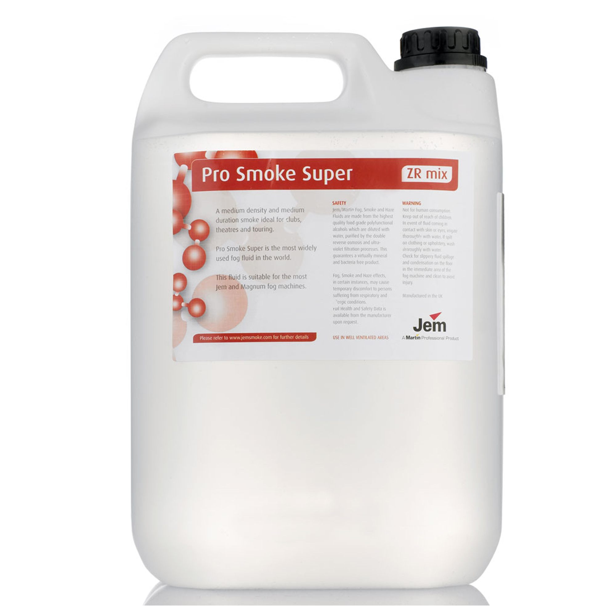 Pro Smoke Super (ZR mix) Fluid