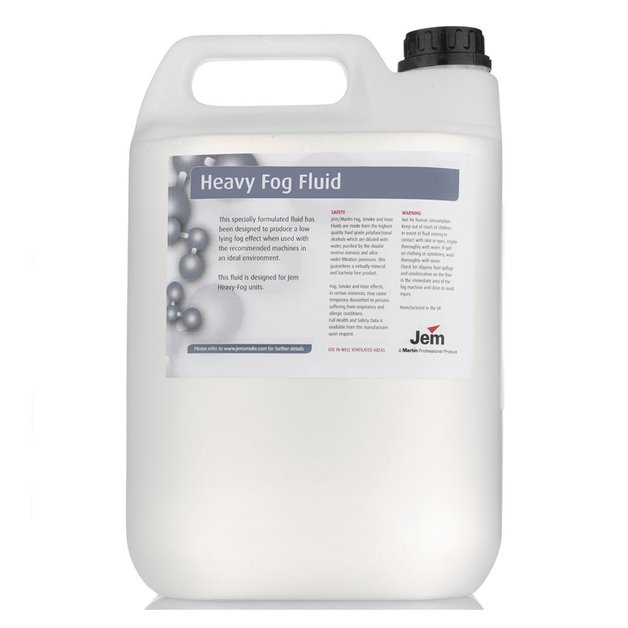 Heavy Fog Fluid (B2 mix)