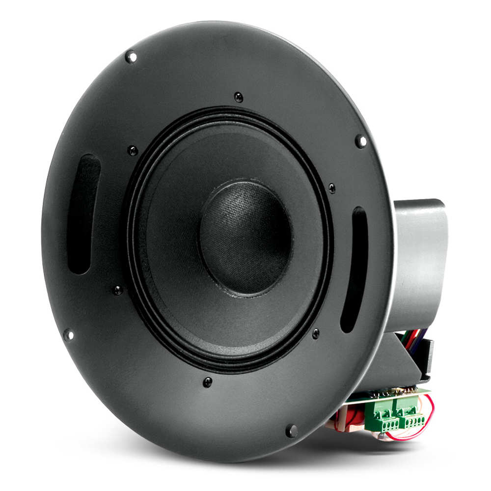 "8"" Coaxial Ceiling Loudspeaker with HF Compression Driver"