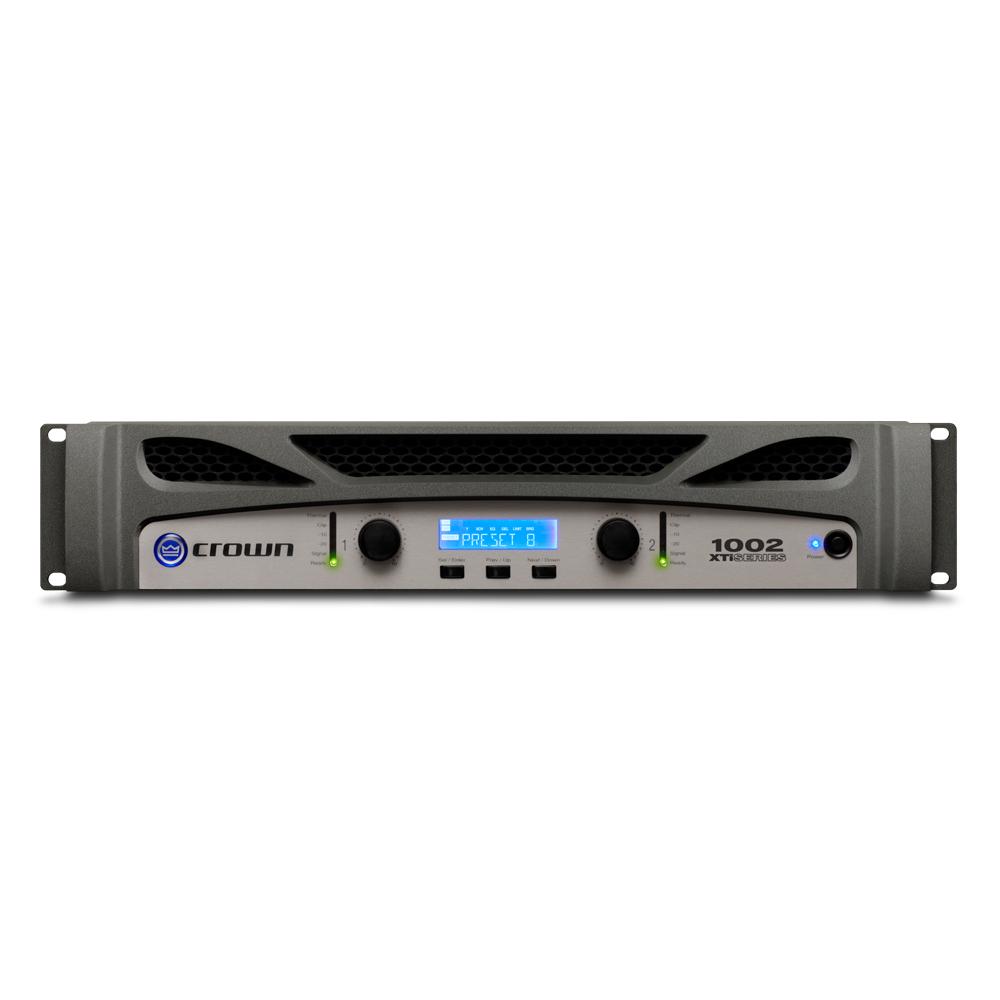 Two-channel, 500W Power Amplifier