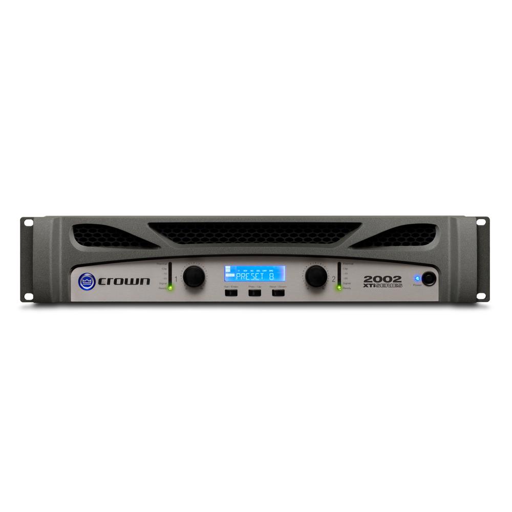 Two-channel, 800W @ 4Ω Power Amplifier