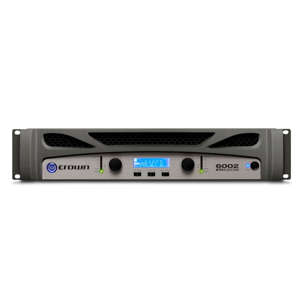 Two-channel, 2100W @ 4Ω Power Amplifier