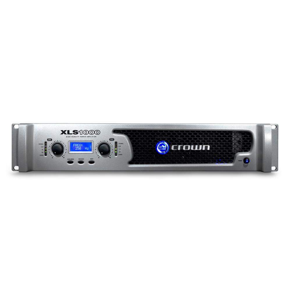 Two-channel, 350W @ 4Ω Power Amplifier