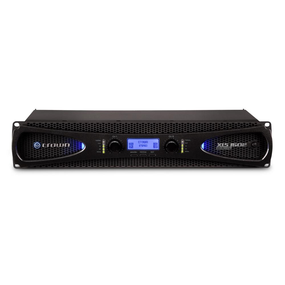 Two-channel, 525W @ 4Ω Power Amplifier