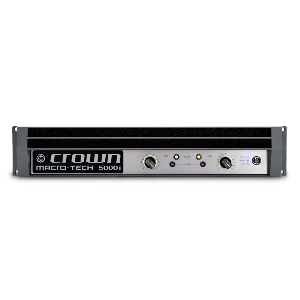 Two-channel, 2500W @ 4Ω Power Amplifier