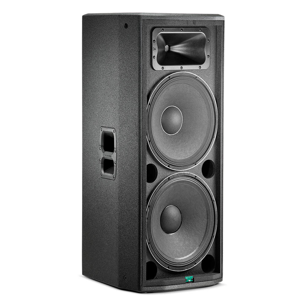 "Dual 15"" Two-Way Full-Range Main System"